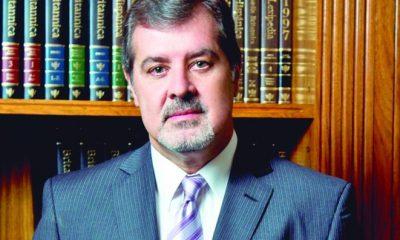 Alberto Acosta Garbarino. presidente de Banco Familiar. Foto: Revista Plus
