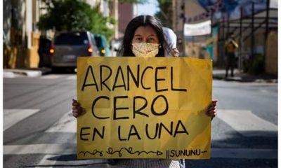 Planean que beneficiarios del arancel cero sean estudiantes provenientes de escuelas públicas y aquellos en situación de vulnerabilidad. Foto: Venusmedia