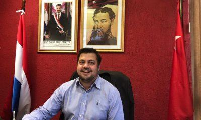 El diputado abdista, Colym Soroka.