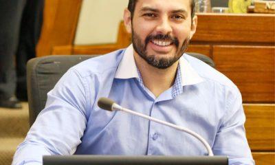El diputado Hugo Ramírez.