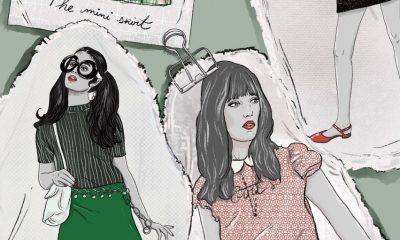 La historia de la moda, el arte y el ocio ha demostrado que reducir las cosas a lo esencial es garantía de éxito- Ilustración Voge