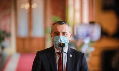 El asesor político de la Presidencia de la República, Daniel Centurión. Foto: Presidencia