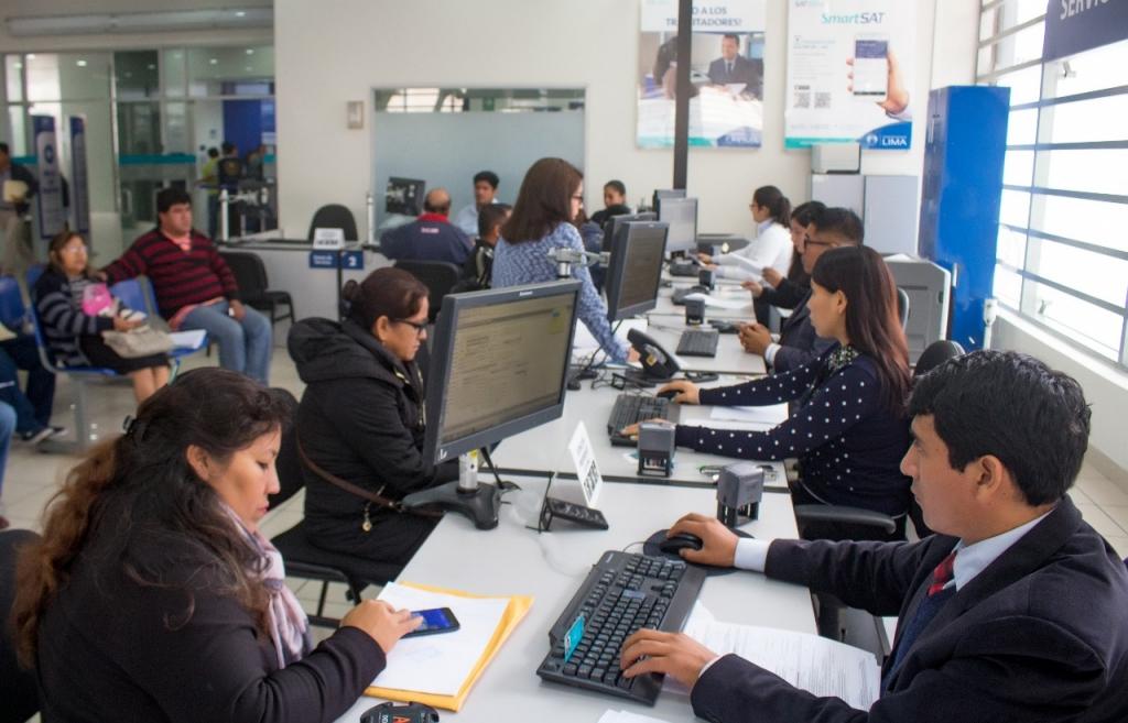 Hoy 42% de la población tiene cuotas atrasadas, según sondeo. Foto. Asuncion.gov