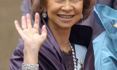 La reina Sofía soportó infidelidades del Rey Juan Carlos. Foto: Pinterest