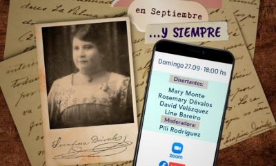 Josefina Dávalos fue la primera abogada de Paraguay.