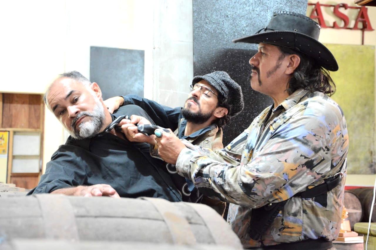 """""""El Galpon"""" es una obra que se estrena a nivel mundial en lengua española escrita por Hugo Herrera y dirigida por Raquel Rojas. Foto: Gentileza."""