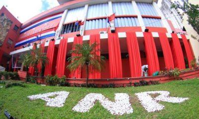 El partido de Gobierno recuerda la fecha de su fundación en una coyuntura delicada. Foto: ANR