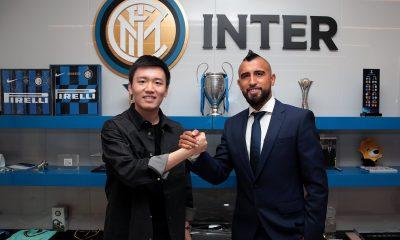 En 2018, el Barcelona había adquirido a Vidal por 18 millones de euros. Hoy lo vende al Inter de Milán por solo un millón de euros. Foto: @Inter.