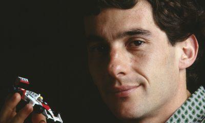 Ayrton Senna fue campeón de la Fórmula 1 en 1988, 1990 y 1991. Sumo 41 victorias a lo largo de su carrera como piloto. Foto: Wikipedia.