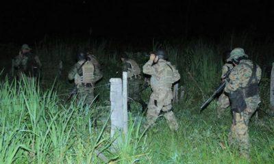 Las Fuerzas de Tarea Conjunta siguen en la búsqueda. Foto: FTC