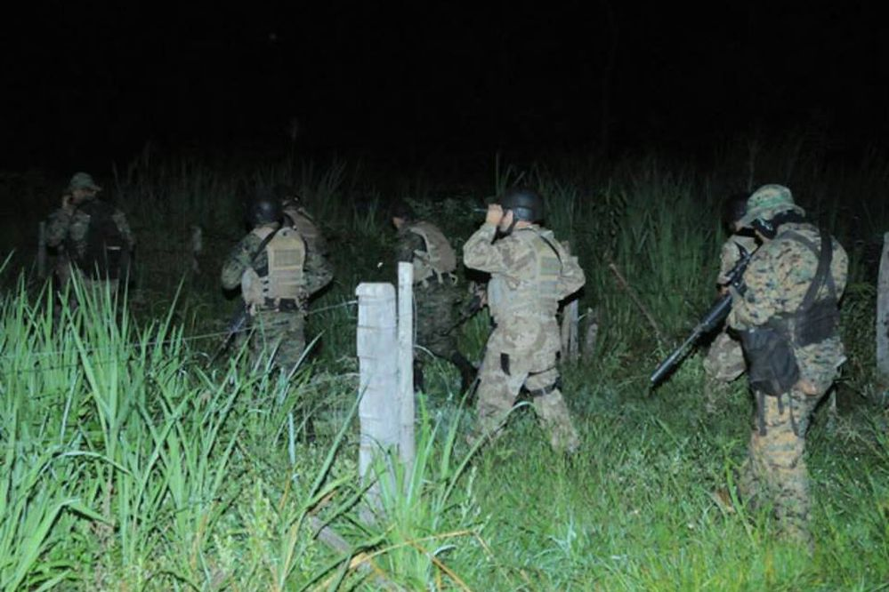Las Fuerzas de Tarea Conjunta. Foto: FTC