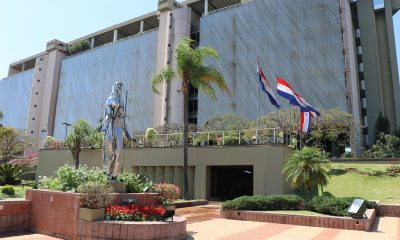 Banco Central del Paraguay. Foto: BCP