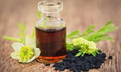 El aceite de semilla negra trae muchos beneficios a la salud. Foto: Gentileza.