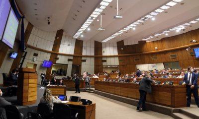 Cámara de Diputados da media sanción a creación de municipios. Foto: Cámara de Diputados.