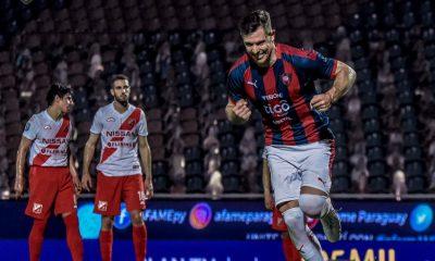 Cerro Porteño se consagró campeón este sábado al derrotar por 3-1 a River Plate en La Nueva Olla. Foto: @CCP1912oficial.