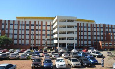 Hospital de Clínicas Foto: IP