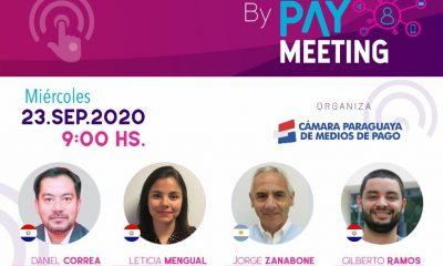Este miércoles se realizará el encuentro virtual sobre medios de pagos en Paraguay. Foto: Gentileza.