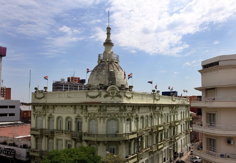 Ministerio de Hacienda. Foto: MH.