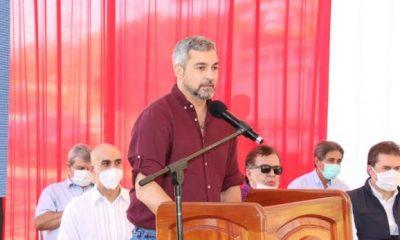 Nicanor es el candidato perfecto para negociar el Anexo C del Tratado de Itaipú, según el presidente Marito. Foto: Presidencia