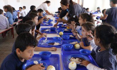 El Paraguay cuenta con una Ley de alimentación escolar. Foto @MEC