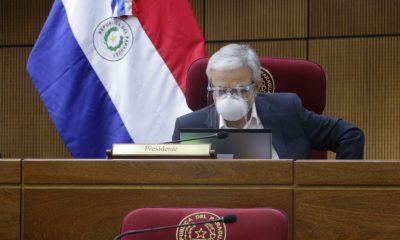 Jorge Querey. Foto:Senado