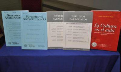 El sumplemento antropológico se publica desde 1965. Foto: UCA