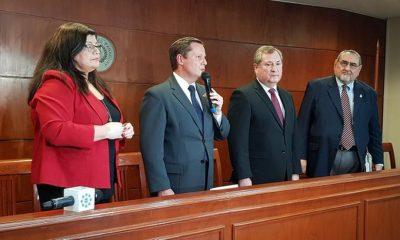 Miembros de la Corte. Foto PJ