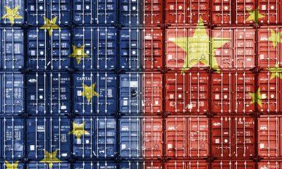 Europa busca su lugar entre Pekín y Washington, entre los derechos humanos y los negocios. Foto: Deutsche Welle.