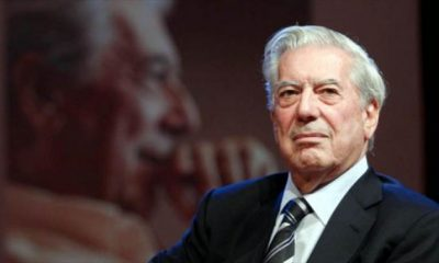 Mario Vargas Llosa, escritor. Foto: Los tiempos