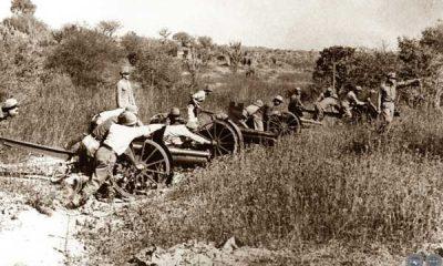 20 días de sangrientos combates fue Boquerón. Foto: Archivo.