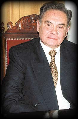 Luis María Argaña. Archivo ANR