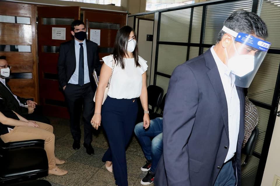 Justo Ferreira y Patricia Ferreira están imputados por el caso de los insumos chinos. Foto: Archivo.