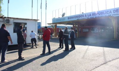 Fronteras con Argentina