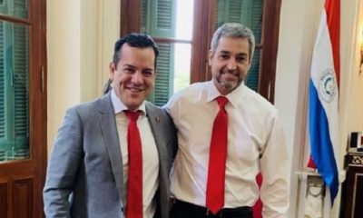 Rodolfo Friedmann es el alfil del presidente Abdo Benitez en el Senado. Foto: RDN