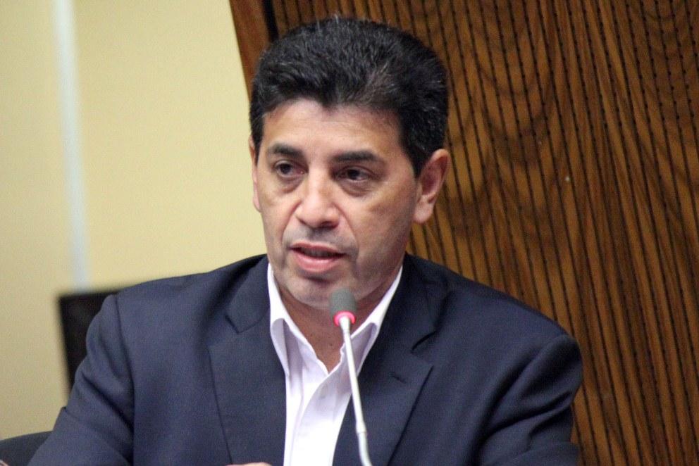 Senador Víctor Ríos. Foto: IP