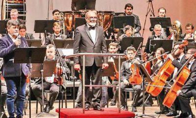 La OSN ofrece hoy su primer concierto después de la cuarentena. Foto: OSN