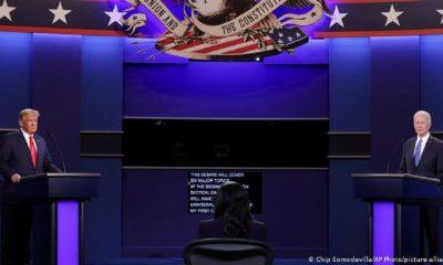 Este jueves se realizó el último debate de la campaña electoral. Foto: Dw