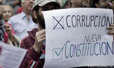 Los chilenos van a las elecciones el próximo 25 de octubre. Foto: Dw