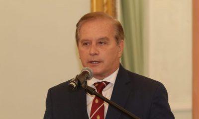 Una vez aprobado el pedido, el ministro deberá aclarar frente al pleno del Poder Legislativo sus dichos. Foto: Gentileza.