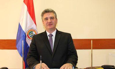 Senador Enrique Bacchetta. Foto: Archivo.