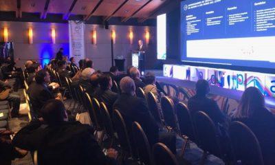 El evento contará con la participación de empresas de 27 países. Foto: Gentileza