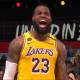 Encabezados por un descomunal LeBron James, Los Angeles Lakers se pusieron 3-1 en la serie al derrotar este martes a Miami Heat. Foto: Captura.