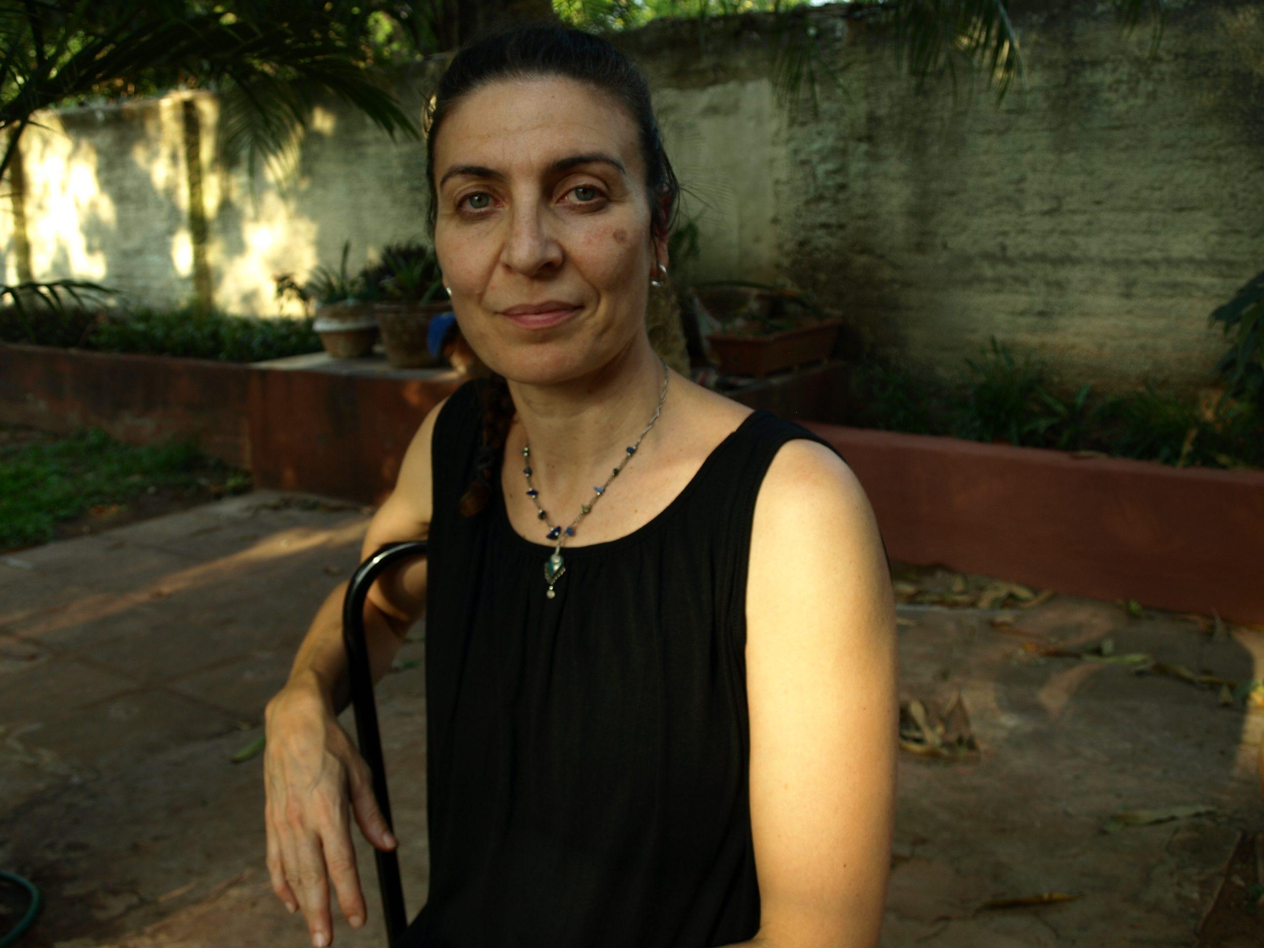 María José Diez Gálvez (Gentileza)