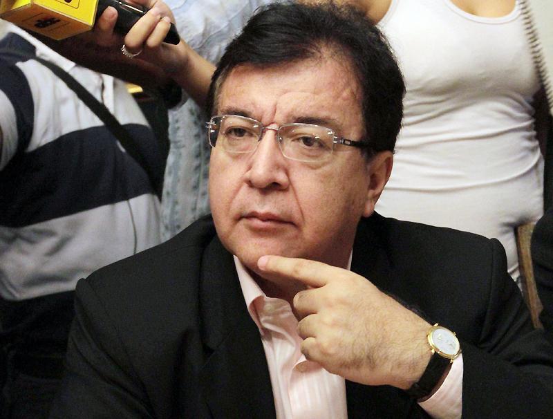 Nicanor Duarte Frutos. Foto: Ip