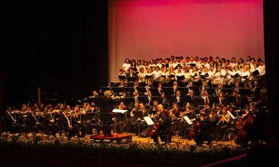 El concierto será bajo la dirección del maestro Luis Szarán y la participación especial del reconocido violinista alemán Götz Bernau. Foto: OSCA