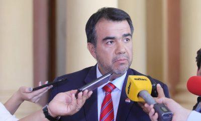 Oscar Llamosa nuevo ministro de Hacienda. Foto Gentileza