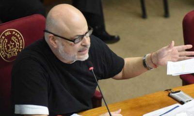 Paraguayo Cubas anunció precandidatura para el 2023. Foto: Cámara de Diputados.