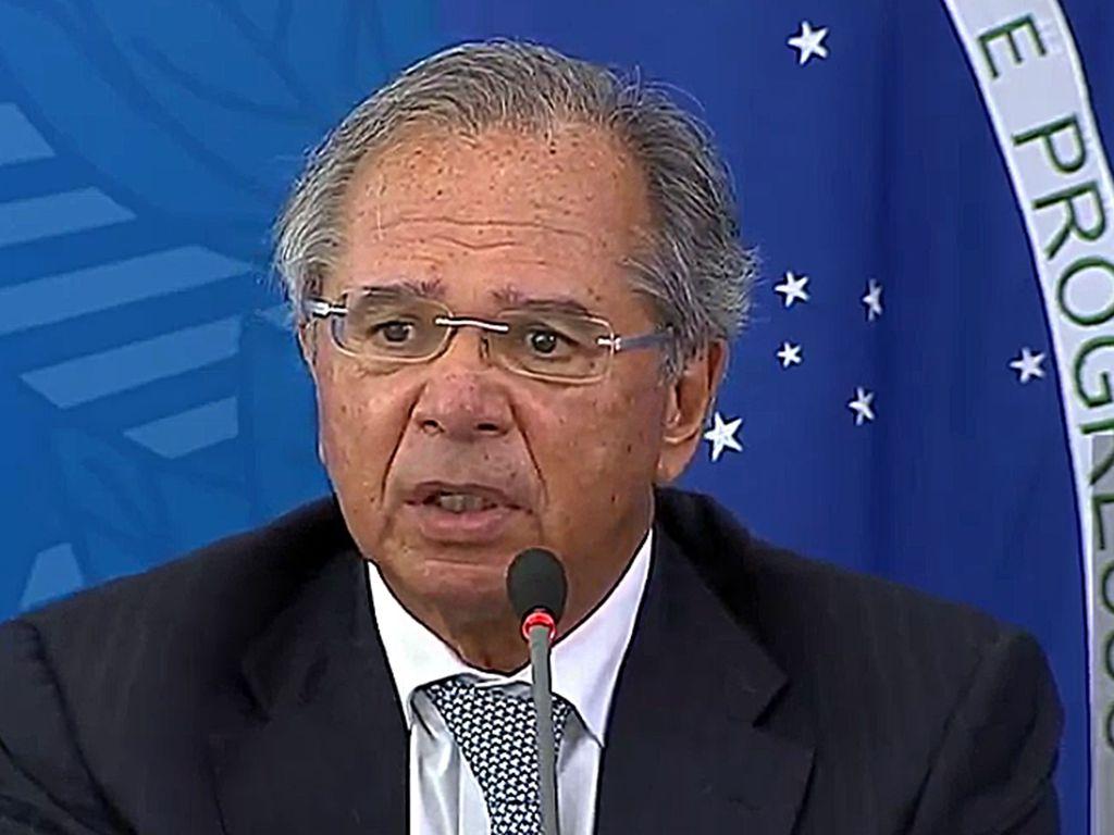 Paulo Guedes. Foto: Oglobo