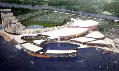 El complejo está previsto para el 2021. Foto maqueta: FocusAL
