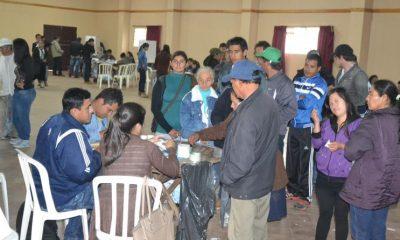 Elecciones internas municipales. Foto Gentileza PLRA